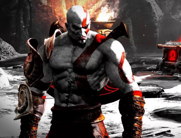 God of War: Развитие Атрея и Кратоса