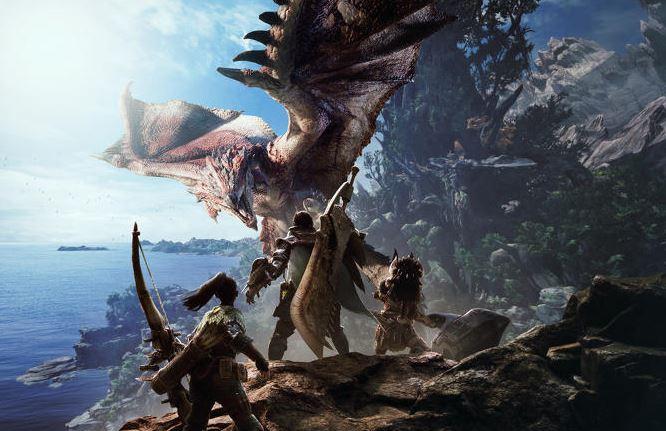 Monster Hunter World — выход на ПК только осенью