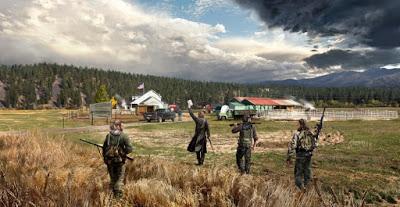 Far Cry 5 — какие навыки разблокировать в начале