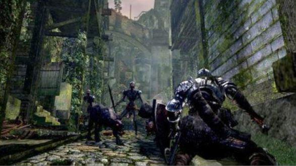 Оборудование Dark Souls Remastered — самые важные кольца