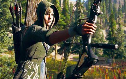 Far Cry 5 — наемники и оружие в аренду: как набирать и использовать