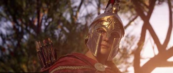 Assassin's Creed Odyssey  системные требования к ПК